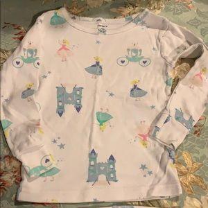 Carters 3t pajamas